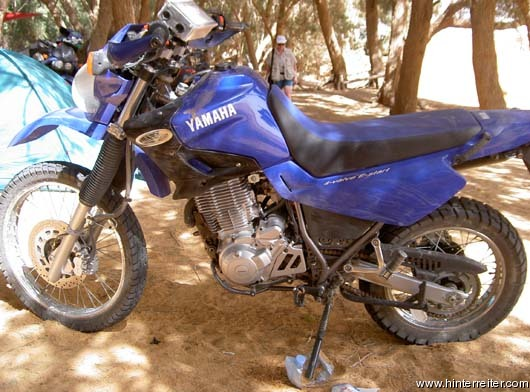 Yamaha_passt_ nicht
